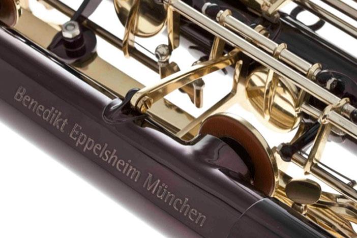 Kontrabass-Klarinette Eppelsheim München