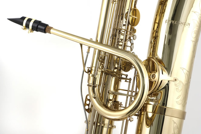 Kontrabass-Saxophon